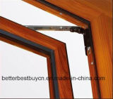 Ventana de aluminio de gama alta de la inclinación y de la vuelta de la mejor calidad