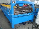 Rullo trapezoidale della lamiera di acciaio che forma macchina