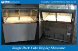 Einzelner Plattform-Kuchen-Bildschirmanzeige-Schaukasten