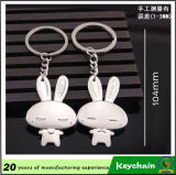 GirlおよびBoyのための医学のTooth Couple Key Chain