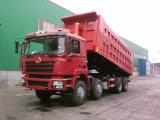 Autocarro a cassone diesel di estrazione mineraria della pompa del modello 6X4 375HP Euroiii Bosch dell'autocarro con cassone ribaltabile dell'autocarro con cassone ribaltabile di Shacman F3000 nuovo