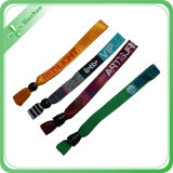 Weiche und Popular Colorful Custom Satin Wristband für Wholesale