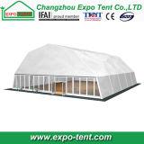 Tienda comercial del polígono de la nueva del estilo de la lluvia exposición de la prueba