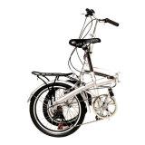 "Tz20-6 1/2 "" X3/32 "" X14-28t 의 6speed 접히는 자전거 (AOKFB007)"