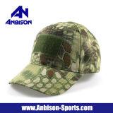 Casquette de baseball de hausse militaire d'armée tactique d'Anbison-Sports avec des panneaux de Verclo