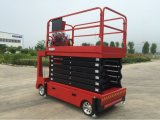 세륨 Certificate를 가진 새로운 6-11m 각자 Propelled Electric Scissor Lift