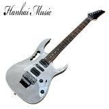 Guitare électrique de la musique de Hanhai/7V Floyd Rose (type d'IB)