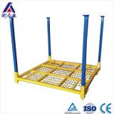 Heißer Verkauf kundenspezifische stapelbare Stahlzahnstange