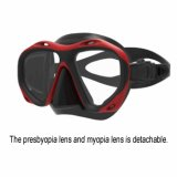 Qualität Diving Masks mit Myopic/Optic Lens