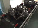 Caja de engranajes de transmisión para la maquinaria rotatoria del cortacéspedes