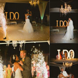 Éclairage LED Dance Floor Wedding interactif acrylique de disco