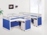 Modern Kantoormeubilair 4 het Werkstation van de Cel van het Bureau van de Persoon (sz-WS243)