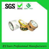 La insignia modificada para requisitos particulares de BOPP imprimió la cinta del embalaje