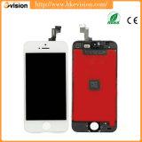 Мобильный телефон LCD цены по прейскуранту завода-изготовителя для цифрователя iPhone 5s LCD принимает Paypal