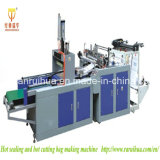 고속 열 Sealing 및 열 Cutting Bag Making Machine
