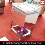 Máquina comercial do acondicionamento de alimentos do vácuo para a fábrica do produto do alimento