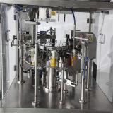 Автоматические картофельные стружки веся заполняя машину упаковки еды запечатывания