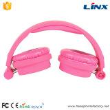 工場価格のヘッドホーンによってカスタマイズされる最もよいワイヤーで縛られたヘッドセットのイヤホーン
