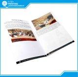 Manuale d'istruzione su ordinazione di stampa di colore della fabbrica poco costosa