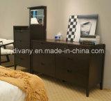 Cabina de madera del aparador del dormitorio de madera de los muebles del estilo chino (SM-D34)