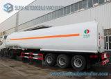 3 as 54000 van de Brandstof Liter van de Aanhangwagen van de Tankwagen, de Tanker van de Brandstof voor Verkoop