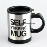 Taza Stirring de mezcla automática del recorrido de la taza del uno mismo de la taza de la taza de café