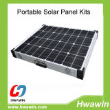 80W Camping Portable Solar Panel Kit