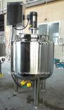 De Smeltende Tank van de Chocolade van het roestvrij staal met Mengapparaat