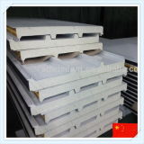 Крыша Rigid Polyurethane Sandwich Panel для Wall или Roof