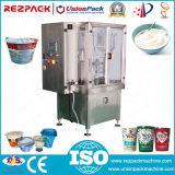 Bebida automática que pesa la máquina de relleno del lacre (taza)