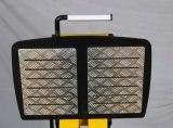 De nieuwste Apparatuur van de Sterkte van de Hamer/de Plaat Geladen Pers van het Been voor Verkoop (bft-1006)