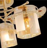 Nuova illuminazione Pendant antica 2013 con il vetro quadrato (X-9371/2)
