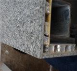 Painel de revestimento de alumínio da forma anormal de PVDF