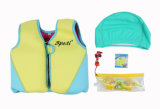 Спасательный жилет, отражательный, тельняшка безопасности, Swimwear, спорты воды Wm-236