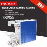 De Laser die van de Vezel van de triomf 20W Machine om Metaal/Plastiek/Roestvrij staal/Juwelen merken Te graveren