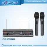 Het Draadloze Mcirophone KTV Huis Equipent van VHF toont Conferentie Microhone Ealsem