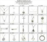 熱い販売の女性の方法925銀製の宝石類のネックレス(N6812)