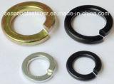 Rondelle à ressort d'acier inoxydable (DIN127B)