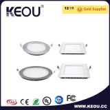 DEL mince Panel Light Downlight DEL 4W Panel DEL