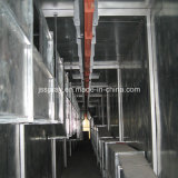 Curing Oven를 가진 산업 Powder Coating System