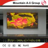 발광 다이오드 표시 스크린을 광고하는 P6 실내 풀 컬러