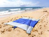 يحمل خارجيّة منافس من الوزن الخفيف شاطئ غطاء [ريبستوب] نيلون مظلّة هبوط شاطئ غطاء