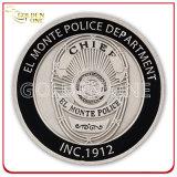 Проштемпелеванная латунью монетка сувенира изготовленный на заказ эмблемы воинская