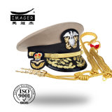 Tappi Reale di ricamo Military Captain