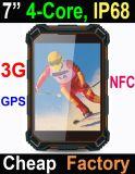 PC legível da tabuleta de uma luz solar de 7 polegadas áspero com logística de Nfc