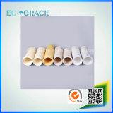 Filtro de bolso certificado ISO9001 directo de polvo de la fibra de vidrio de la capa de la fuente PTFE de la fábrica