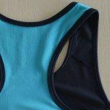 Slijtage van de Geschiktheid van het Hemd van de Slijtage van de Gymnastiek van vrouwen de Lopende