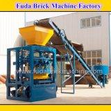 Fudaのブロックの機械装置2016年からのブロックの機械動作の働くビデオ