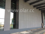 Fibra Cenmet Board Cladding con Waterproof Treatment