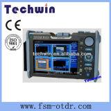Probador óptico inteligente de fibra OTDR de Techwin igual a Jdsu OTDR